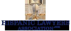 Hispanic Lawyers Association logo